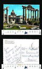 ROMA (RM) - AVANZI DEL TEMPIO DI SATURNO - 52460