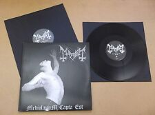 MAYHEM Mediolanum Capta Est 2014 UK 180 gram vinyl 2-LP UNPLAYED