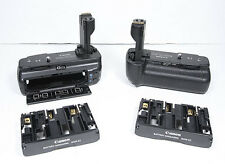 Genuine Canon BG-E2 Battery Grip for EOS 20D 30D 40D 50D made in japan Near MINT