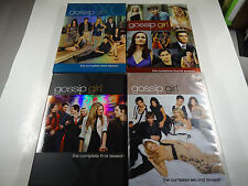 Gossip Girl Seasons 1-4 22 Disc DVD Widescreen Blake Lively Ed Westwick