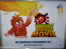 Cinema Poster: MOSHI MONSTERS THE MOVIE 2013 (Furi & Diavlo Quad) Tom Clarke Hil