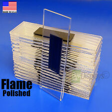 125 Museum Quality 2x6 Magnetic Photo Booth Frames, Made in USA, Non-Imported
