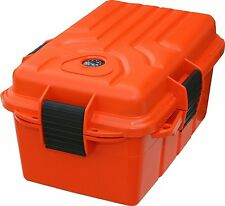 MTM Survivor Dry Box with O-Ring Seal, Large Color: Orange gear bags BRAND NEW