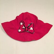 DISNEY Minnie Mouse red bow  hat Baby girls clothes 0-3 Months