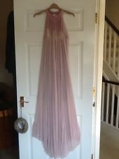 blank london maxi dress small uk 8/10 net a porter rrp £150 bnwt