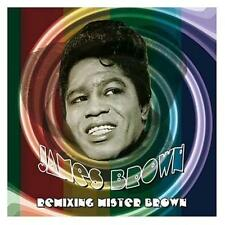 James Brown Remixing Mister Brown CD NEW SEALED 2007 Funk/Soul Remixes