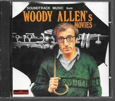 CD COMPIL 23 TITRES BOF/OST--WOODY ALLEN'S MOVIES--1990