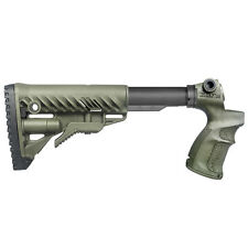FAB Defense MOSSBERG 500 Collapsible BUTTSTOCK Stock Color OD Green AGM500 FK