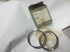 Suzuki T350 nos 1st oversize piston ring set .50 1969 p.n. 12140-18740