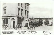 London Postcard - Old Southall - Norwood - Old Post Office, South Road  A2972