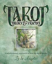 TAROT THEORY & PRACTICE Tarot Card Reading Ly de Angeles  Free Shipping
