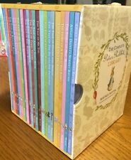Peter Rabbit Complete Library Beatrix Potter Box Set Hard Cover 23 Books New