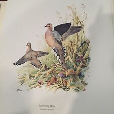 Ned Smith Field and Stream Portfolio of Game Birds Complete Set Of 8 Prints Ex
