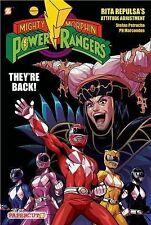 Mighty Morphin Power Rangers #1: Rita Repulsa's Attitude Adjustment-ExLibrary