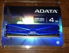 New ADATA XPG V1.0 4GB 240-Pin DDR3 SDRAM DDR3 1600 (PC3 12800) Desktop Memory