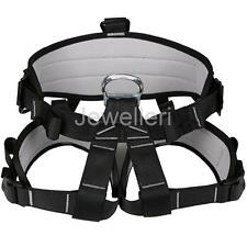 PROFESSIOANL ROCK TREE CLIMBING SAFETY RAPPELLING SPEED HARNESS RESCUE EQUIP
