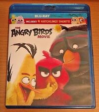 The Angry Birds Movie Bluray disc/case/cover only-no digital/dvd- prev view 2016