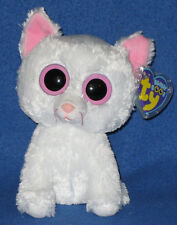 TY BEANIE BOOS BOO'S - CASHMERE the CAT - MINT with MINT TAG - NEW