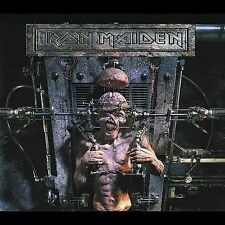 The X Factor [PA] by Iron Maiden (NEW CD, Jan-2006, Sony Music Distribution USA)