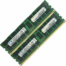 SAMSUNG 16GB (2x8GB) DDR3-1333 PC3-10600R ECC Registered DIMM Server Memory RAM