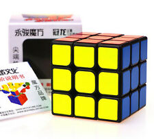 Magic Cube Game the puzzle Ultra-Smooth Twist Rubic's Rubik's Rubix toy 3x3x3 KY