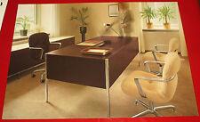 sur papier photo mobilier KNOLL INTERNATIONAL FRANCE 30x21 avec référence N°7