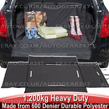Universal Heavy Duty Car Boot Bumper Dirt Water Resistant liner Protector Cover