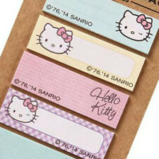 Typo Sanrio Pastel Color Hello Kitty paper post it sticky memo 160sheets