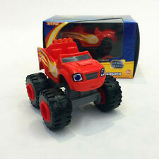 Blaze and the Monster Machines Diecast Toy Racer Cars Kids Gift New BLAZE A