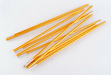 Outdoor 11 Sections 3.60 x 8.5MM Camping Hiking Travel Aluminum Alloy Tent Poles