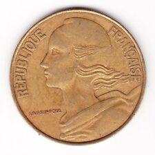 France 20 Centimes Coin 1973