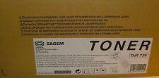 Original Sagem Cartouche d'encre TNR736 noir MF-3460/MF 3620/MF 3610 B nouveau