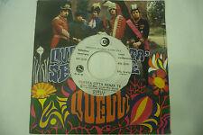 """QUELLI""""TORNARE BAMBINO-disco 45 giri RICORDI 1967"""" BEAT Italy- ED.JB"""