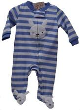 Carter's Baby Boy Just One You Sleep or Play Bunny Pajama Newborn New