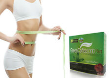 5 PACK LEPTIN GREEN COFFEE 1000 PLUS DIET SLIMMING WEIGHT LOSS OFFICIAL RESELLER