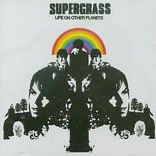 Life on Other Planets by Supergrass (CD, Oct-2002, Capitol)