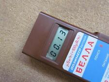 Geiger counter  dosimeter radiometer With SBM-20 tube BELLA analog Pripyat