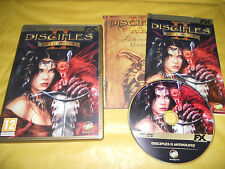 Disciples II Anthology Pc Perfetta 1a Stampa Ufficiale Italiana con Manuale