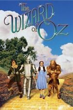WIZARD OF OZ - YELLOW BRICK ROAD POSTER - 24x36 - MOVIE DOROTHY CAST 4545