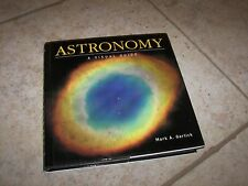 Astronomy : A Visual Guide by Mark A. Garlick (2004, Hardcover)