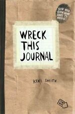 Wreck This Journal (Paper Bag) by Keri Smith 9780399162718 (Paperback, 2013)