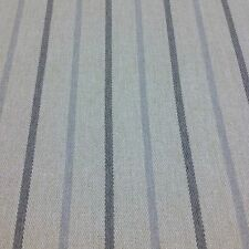 Porter+Stone NICOLE Herringbone/Stripe Wool Effect Upholstery/Curtain Fabric