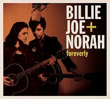 BILLIE JOE + NORAH CD - FOREVERLY (2013) - NEW UNOPENED - GREEN DAY NORAH JONES