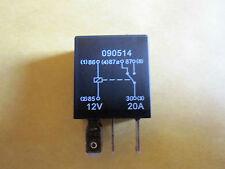 5 Pin 12v 20a Micro relé (cambio)