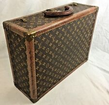 Vintage Louis Vuitton Suitcase Luggage Travel Sticker Moscow