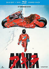 Akira: 25th Anniversary Edition Blu-ray/DVD anime cyberpunk sci-fi animation