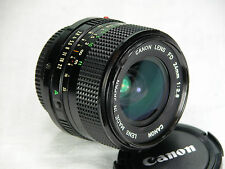 CANON FD 24mm F 2.8 wide angle lens  for T90 A1 F1 AT1 T90 FTb AE1 bundle caps