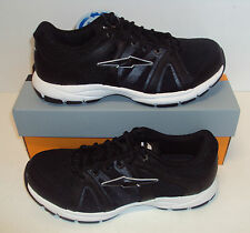AVIA (A1440WBS) Ladies Black & Grey Running Trainers New Shoes Size UK 5.5