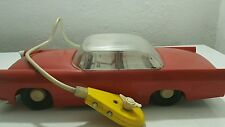 VINTAGE 1960'S TOY GAZ 21 CHAIKA GULL BATTERY OPERATED REMOTE CONTROLE USSR CCCP