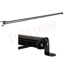 1pc 12000LM 50inch 144W Cree Spot Beam LED Work Light Bar Lamp 4WD 4x4 Truck SUV